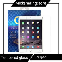 airs curve - 0 MM ScreenTempered Glass Protector for Ipad2 IpadAir Air Ipad Mini Mini Mini Mini pro