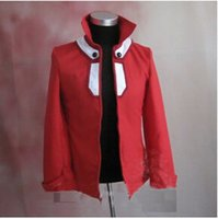 accessories suit jacket - Yu Gi Oh YGO GX Jaden Yuki Judai cosplay costume Custom made YuGiOh cosplay Jacket