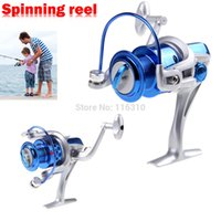 Cheap New German technology 8bb 8 pieces of ball bearing ST4000 series spinning reel fly fishing reel 5.1:1 sale for feeder fishing