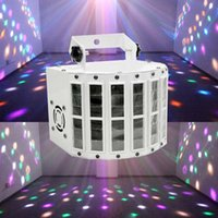 Wholesale 6 Channel RGBW Dmx512 Stage Lighting Voice control Automatic Control LED Laser Lights Projector DJ KTV Disco
