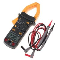 Wholesale Professional MASTECH AC DC Digtal Clamp Meter Temp Frequency