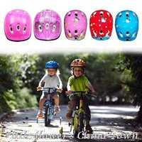 kids bike bicycle - Strong Children Kid Cycling Bike Bicycle Skate Safe Sport Protection Helmet