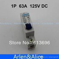Wholesale 1P A DC V Circuit breaker MCB A5