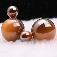 america manufacturers - stud earrings for women earrings fashion jewelry Genuine Foreign manufacturers in Europe and America creative Graduated size pearl