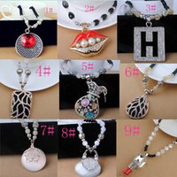 hip hop jewelry - 2015 NEW ARRIVE Mix Style New Fashion Good Beads Necklace Hip Hop Jewelry Pendant Necklaces