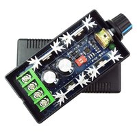 Wholesale PWM DC Motor Speed controller V V A W Adjustable frequency High Quality DC Speed Control