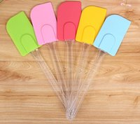 auxiliary temperature - The silicone shovel Large silicone scraper soaps auxiliary tool High temperature resistant scoop