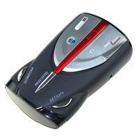 Wholesale 2015 New XRS9880 COBRA Car Detector English Russian Voice Alert Digital GPS brand Laser Radar Detector Safety