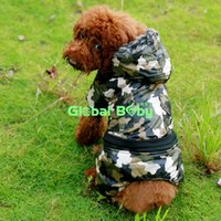 accessories and ornaments - Pieces Camouflage Cotton US Army Waterproof Windbreaker and Detachable Pet Dog Coat Clothes
