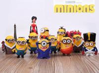 Cheap Minions PVC Action Figure Best Despicable Me Minions Figure Toys