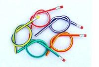 Wholesale 2015 set mix colors Magic Soft Pencil Free Transform Unbroken Originality Funny Soft Pencil Can also be kids Toys