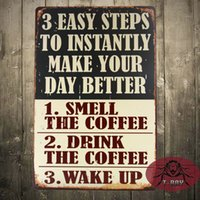 better walls - Easy steps to instantly make your day better Painting wedding wall Decor coffee bar art painting man cave