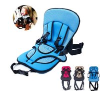 Wholesale Portable car child safety seat portable baby safety seat chair cushion