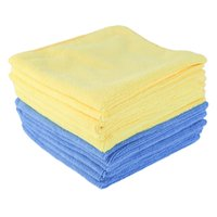 Wholesale 12pcs Absorbent Microfiber Wash Cloth Car Auto Cleaning Towels cm x cm Hot Selling