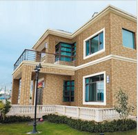 Wholesale Exterior wall tiles mm brick insulation waterproof outdoor wall brick characteristics