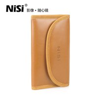 Wholesale NISI filter bag filter bag resistant UV bag CPL mirror polarizer xpro dimming mirror ND mirror box bag