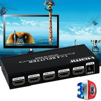 3d converter - Hot sale Video Converter HDMI V1 a HDMI Matrix Input to Output Switch Switcher Splitter Amplifier D k k bite V891