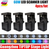 auto manufacturers china - W led scanner stage light W white color led lamp Professional China Manufacturer TIPTOP DMX Control