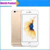 Wholesale 5 inch i6s Plus Goophone Quad Core MTK6735 Camera G RAM G ROM Smart Phone Real G LTE Real Fingerprint mobile phone