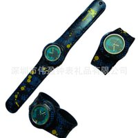 advertising sport watch - Dongguan factory made advertising gifts watches pat couple models can be printed pattern guests