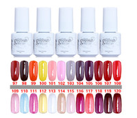 Wholesale 2014 Hottest item Gelish Nail Polish Soak Off Nail Gel For Salon UV Gel ML color available
