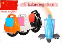 Wholesale HOT Self balancing X6 electric unicycle electric scooter solo wheel km chargeancing Electric Scooter