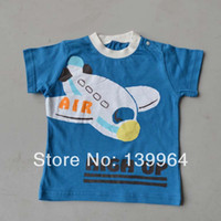 babies clothing store - kids clothing T shirt for baby girls and boys summer new fashion factory store
