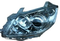 toyota headlights - Car Headlight For Toyota Camry Front Assembled Head Lamp Angel eye Spot Lights Pair DHL