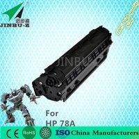 Wholesale HP CE278A A Toner Cartridge Compatible For HP LaserJet P1606dn M1536 black color