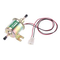 Wholesale 12V Heavy Duty Electric Fuel Pump Air Intake Delivery Metal In tank Solid Petrol
