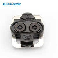 bicycle shoe cleats - EXUSTAR New Cycling MTB Shoes Cleats E C01F Compatible For Shimano SPD Bike Bicycle Pedal Cleats