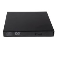 Wholesale Top Quality Optical Optic Disc Drive Drives Portable USB DVD CD DVD Rom External Case Slim for Laptop Notebook C1905