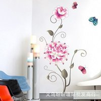 admiral design - Wall stickers home decoration Love Korean admiral of decorative painting three generations living room bedroom background wall stickers XY