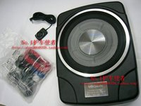 bass zone - car Mbq metal ultra thin subwoofer aw e zone wire earthsound pure bass