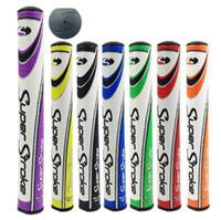 Wholesale Golf Grips Super Stoke Slim utter Grip High Quality Golf Grips Superstoke Golf Putters Grips G100