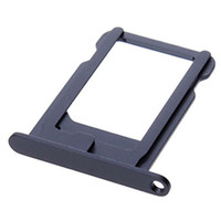 silver tray - OEM Micro SIM Card Tray Holder For iPhone G Black And Silver Color