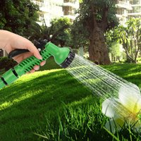 Wholesale 1x Expandable Flexible Garden Hose Pipe Modes Expanding With Spray Gun