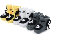 shoe sole material - 2015 Handmade Children s Shoes Baby First Walker Shoes Ankle Boots Woolen Material Anti Skidding Soles Baby Shoes For Months Babies