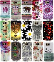 Yes aztec ring - Dream Ring Elephant Aztec Be Free Owl Flower TPU Soft silicone Gel Case For Samsung Galaxy Alpha G850 G850F F NOTE3 LITE N7505 Skin Cover