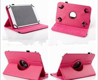 10.1 tablet case - 360 Degree Universal inch Tablet PU Leather Case Stand Cover for Multipad tab ipad air ipad mini