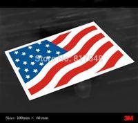 american flag car decals - Exterior Accessories Car Stickers SUPERWOW car sticker M reflective stickers American flag USA bumper sticker car decals