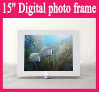 achat en gros de cadres photo numériques 15-15