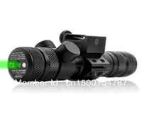 Wholesale mW mW nm Green Laser Sight with Gun Mount G23 CR123A Included