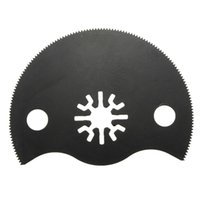 Wholesale High Quality mm HCS Semi circular Oscillating Saw Blade For Multimaster Fein Makita Cutting Tools New Arrival