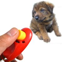 Wholesale New Dog Clicker Training Aid Wrist Strap Pet Product