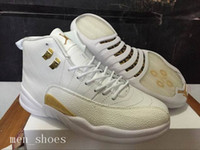 prices shoes - Nike dan Retro OVO Jordan Men Basketball Shoes White Black Colors Discount Price Athletics Trainers Sports Sneakers With Original Box
