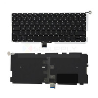 Wholesale Laptop Portugaese Keyboard For Apple Unibody Macbook Pro A1278 Mid to Mid Keyboard with Backlit Replacement Parts