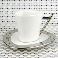 best espresso coffee - Espresso coffee cups and saucers suit creative concept and saucers suit Europe and the United States espresso cups best gifts