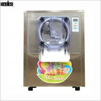 Wholesale Xeoleo Commercial Ice Cream Maker L H Ice Cream Machine Hard Ice Cream By DHL Shipping V W