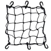 bungee cord - Premium Bike Bungee Cargo Net X thick Cord Hooks